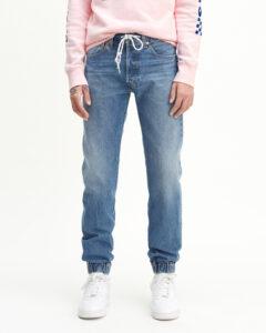 Pánske  501® Jeans Levi's -  modrá