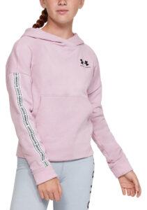 Dievčenské  Sportstyle Mikina detská Under Armour -  béžová