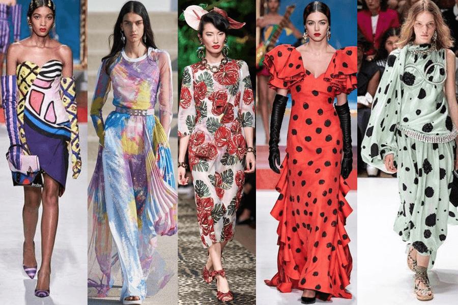 Trendy vzory zo svetových fashion weekov 2020.