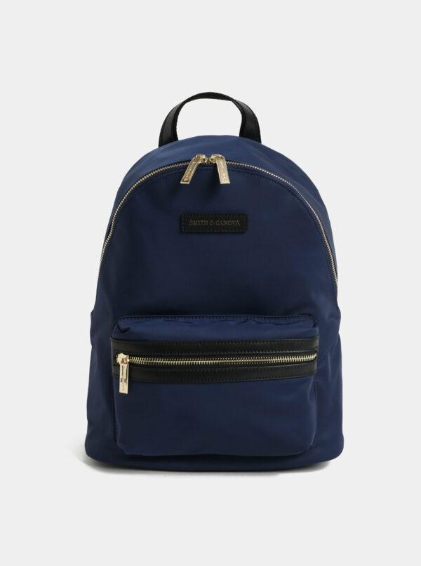 Modrý batoh Smith & Canova