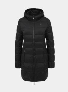 Čierny dámsky prešívaný zimný kabát LOAP Iprada