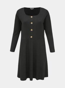 Čierne šaty ONLY CARMAKOMA Julie