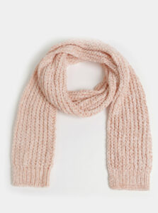 Rúžový dámsky šál Haily´s Bellina