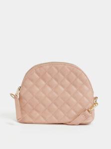 Rúžová crossbody kabelka Haily´s Clara