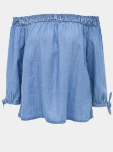 Modrá dámska blúzka Haily´s Annabel