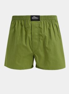 Zelené pánske trenýrky El.Ka Underwear