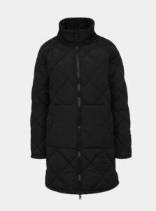 Čierna prešívaná zimná bunda Noisy May Malcom