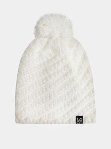 Biela dámska čapica LOAP Zahra