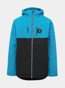 Modrá pánska funkčná zimná bunda Horsefeathers Saber