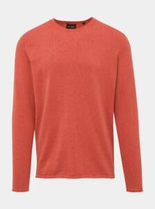 Červený basic sveter ONLY & SONS Garson