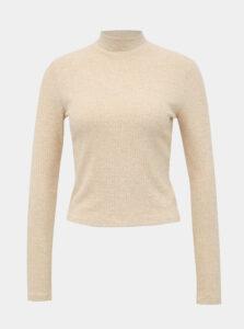 Béžový ľahký sveter Miss Selfridge