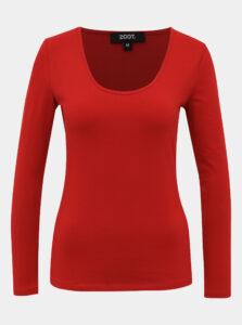 Červené dámske basic tričko ZOOT Jane