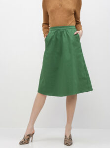 Zelená sukňa ZOOT Amy