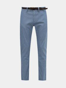 Svetlomodré pánske chino nohavice Tom Tailor