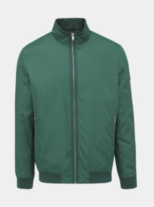 Zelená ľahká bunda Selected Homme Son