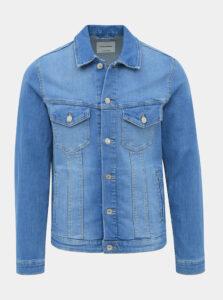 Modrá rifľová bunda Jack & Jones Alvin