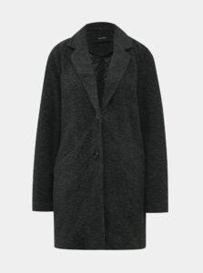 Tmavošedý ľahký kabát VERO MODA Arblebella