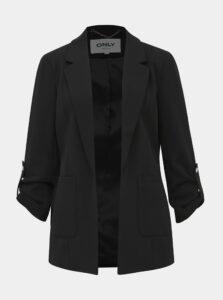 Čierne sako ONLY Kayla