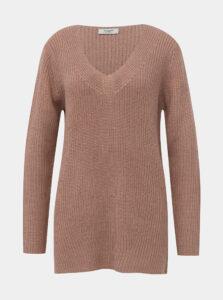 Staroružový basic sveter Jacqueline de Yong Dusty