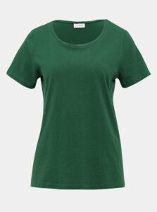 Zelené basic tričko VILA Sus