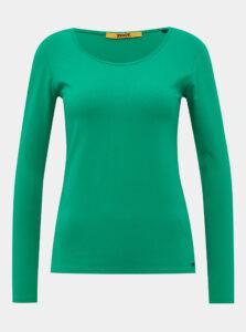 Zelené dámske basic tričko ZOOT Baseline Molly