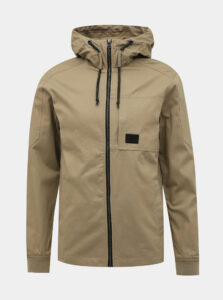 Béžová ľahká bunda Jack & Jones Scot