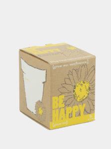 Vypestuj si vlastnú slnečnicu - darčekové balenie od Bergers Belgium