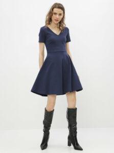 Tmavomodré basic šaty ZOOT Julia