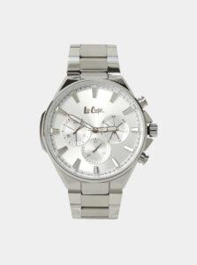 Pánske hodinky s nerezovým remienkom v striebornej farbe Lee Cooper