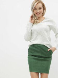 Svetlošedý sveter Jacqueline de Yong Tea