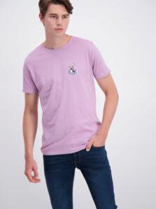 Fialové tričko Shine Original