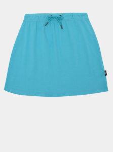 Tyrkysová dievčenská sukňa SAM 73