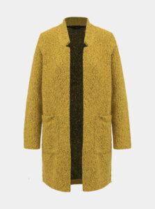 Žltý ľahký kabát M&Co