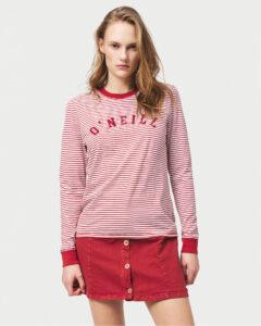 O'Neill Essentials Tričko Červená Biela