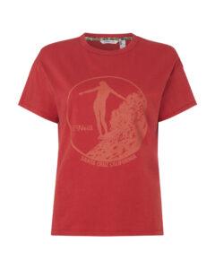 O'Neill Olympia Tričko Červená