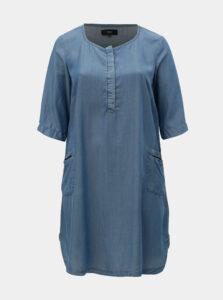 Modré šaty Zizzi Emily