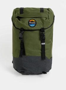 Zelený batoh Meatfly Pioneer 4 26 l