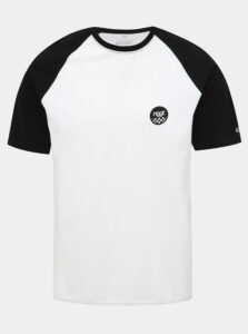 Biele pánske tričko NUGGET Asset