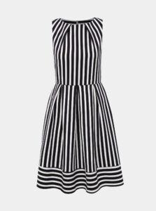 Bielo-modré pruhované šaty Closet Hackney
