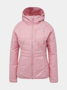 Rúžová zimná vodeodpudivá bunda Puma WarmCell