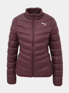 Vínová zimná vodeodpudivá bunda Puma Ultralight WarmCell