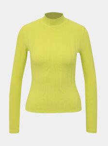 Neonovo žlté tričko TALLY WEiJL