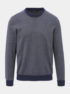 Tmavomodrý sveter Selected Homme Braden