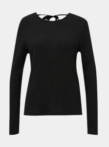 Čierny sveter ONLY Earlene