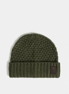 Zelená čapica ONLY & SONS Cenz