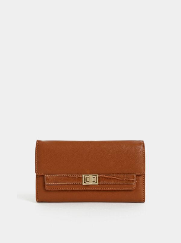 Hnedá peňaženka Dorothy Perkins