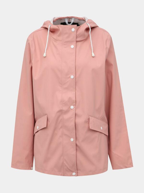 Rúžová vodeodolná bunda VERO MODA Sunday