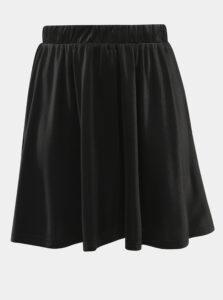 Čierna sukňa Zizzi Nara