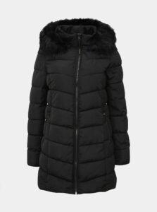 Čierna prešívaná bunda ONLY Minea