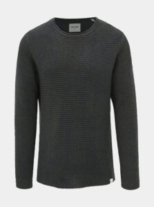 Tmavošedý sveter ONLY & SONS Sato